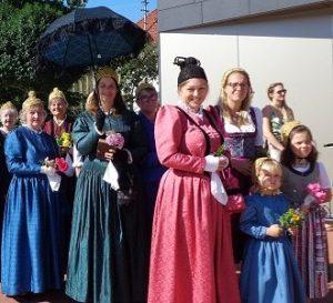 Goldhaubengruppe Weißkirchen: Jahresrückblick